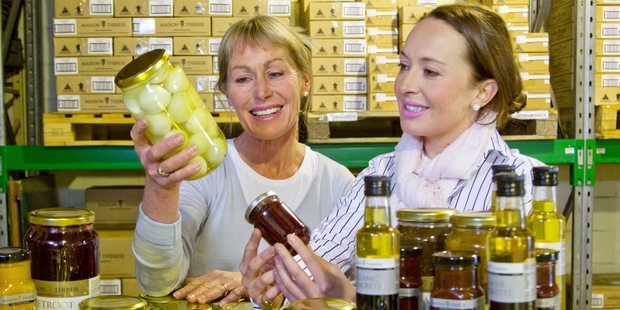 Emma Bradshaw, right, joined her mother Monique at Maison Therese five years ago, taking Dutch preserves to the world at large. Photo / Warren Buckland