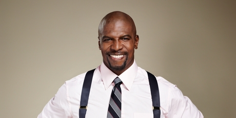 Terry Crews says winning two awards was surreal, but it's back to reality now. Photo / AP