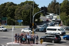 Warkworth residents say 2021 is too long to wait for a fix to the problematic Hill St intersection. Photo / Chris Loufte