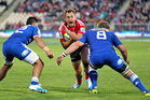 The Stormers use the out-to-in defence so effectively. Photo / Getty Images