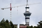 Fletcher Building has work at Auckland University. Photo / Greg Bowker