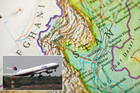 Could have Flight 370 flown into a Taliban area? Photo / AP, Thinkstock