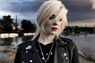 Brody Dalle is set to open for Nine Inch Nails and Queens of the Stone Age tonight.