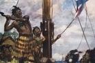 This year marks the 170th anniversary of Hone Heke felling the flagpole at Kororareka.