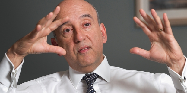 Gabriel Makhlouf believes a good education system is the key to a prosperous, sustainable and inclusive future. Photo / Mark Mitchell