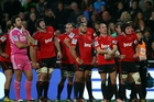 Too much time is wasted in Super Rugby waiting for TMO decisions. Photo / Getty Images