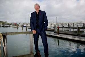 Bob Harvey says he is fitter than he's ever been, and slimmer, having left the  Waitakere mayoralty overweight. Photo / Sarah Ivey