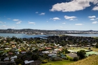 A view of Mangere, Auckland. Photo / Richard Robinson