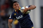 Malakai Fekitoa faces a huge tussle with Conrad Smith tonight.  Photo / Getty Images