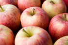 Supermarket fruit, including apples and peaches, could be carrying hepatitis A. Photo/Thinkstock