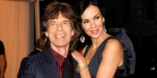 Mick Jagger has paid tribute to his girlfriend L'Wren Scott after her death at the age of 49. Photo/AP
