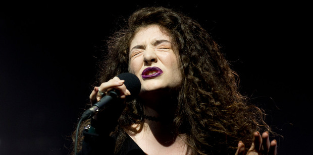 Loading Lorde has spoken out against a church group's plans to picket her upcoming Kansas show. Photo/Dean Purcell