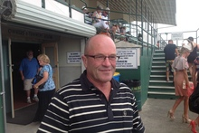 """Backing a winner and it's just a good day out."" - Kevin Grubb, 40s, Omokoroa."