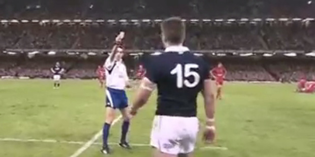 Loading While Kiwi code fans were busy watching Super Rugby or perhaps Ireland v France last weekend, this shocking late hit may have slipped through the cracks. Photo / YouTube.