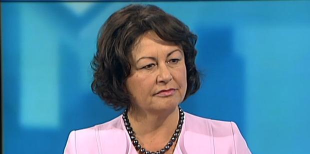 Education Minister Hekia Parata.