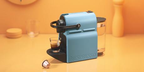 Nespresso Innisia machine. Photo / Supplied.