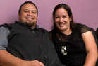 Frank and Sharyn Afu celebrate their 20th wedding anniversary this year. Photo / Brett Phibbs