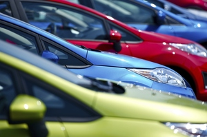 Colour choice is a key element in the marketing mix for new vehicles.Picture / Getty Images