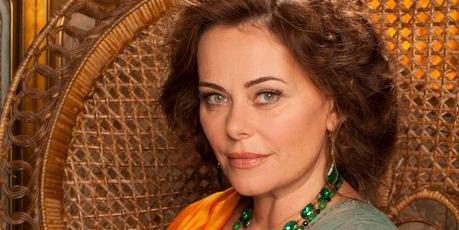 Polly Walker as Delphine Day in 'Mr Selfridge'.