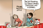 Cartoon / Rod Emmerson