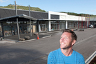 FLOURISHING: Rotorua developer Tony Bradley says his new 10-store convenience retail centre on Fairy Springs Rd could provide up to 80 jobs. PHOTO/BEN FRASER 210314BF18
