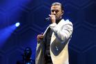 US singer Justin Timberlake. Photo / AP