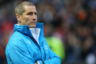 England coach Stuart Lancaster. Photo / AP