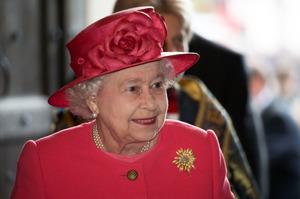 Queen Elizabeth II. Photo / AP