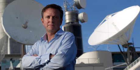 TVNZ chief executive Kevin Kenrick. Photo / Richard Robinson