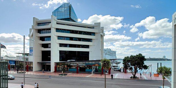 Oravida purchased the building, originally built as the Ports of Auckland's head office in 2011. Photo / NZ Herald