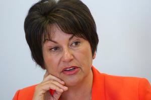 Education Minister Hekia Parata. File photo / Mark Mitchell