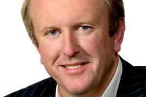 Christchurch property developer David Henderson.