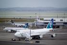Auckland Airport. Photo / Richard Robinson