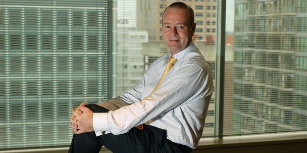 Nick Wevers, in a 2004 photo taken during his time as chief executive of Blue Chip. Photo / Paul Estcourt