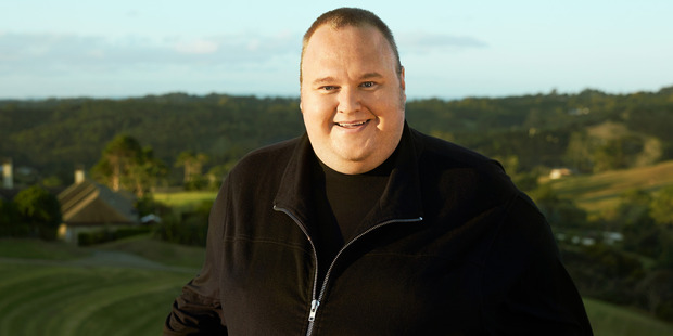 Kim Dotcom hopes to gain 500 members for his Internet Party in a day.