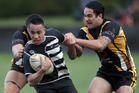 The Bay of Plenty District Rugby League nine-a-side competition is being held tomorrow. Pictured is Pikiao Warriors player Reggie Lingman. Photo / File