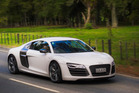 Drivers can look forward to an electric version of the Audi R8. Picture / Ted Baghurst