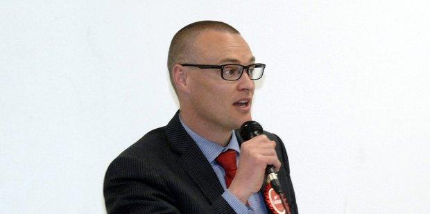 Labour MP David Clark