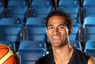 Tall Blacks captain and former Tauranga resident Mika Vukona.