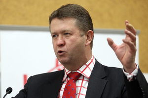 Labour party leader David Cunliffe. Photo / APN