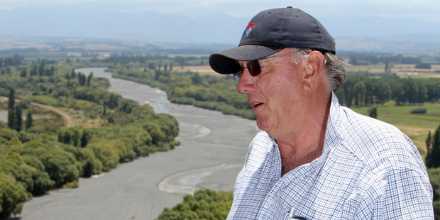 "The Ruataniwha water storage scheme is like any other ""think big"" proposal, it is not what is required. What we need to do is to think small, writes Bisset. Photo / Glenn Taylor"