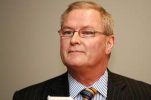 Former TVNZ CEO Rick Ellis.