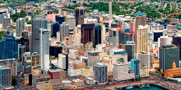 Auckland CBD employs about 78,000 office workers.