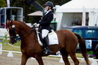 Tracey Blackmore on Vollrath Wildfire pictured during the BetaVet Level 5 event. Photo/Glenn Taylor