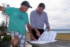 Portside Inn Ltd owners Dave Halstead and Julian Herbert confirmed the development yesterday.