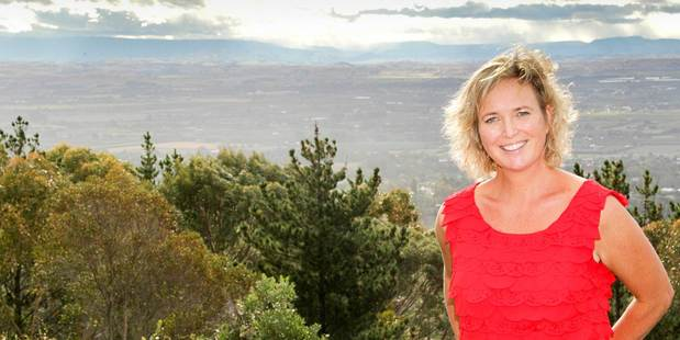 Anna Lorck has been chosen as the Labour Party candidate for Tukituki.