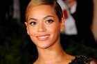 Singer Beyonce  is among some big names to have added their weight to the campaign. Photo / AP