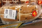 When a bun is not enough, there's Countdown's Hot Cross Loaf.