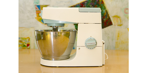 Classic kitchen gadgets can hold sentimental, and aesthetic appeal. Picture / Babiche Martens.
