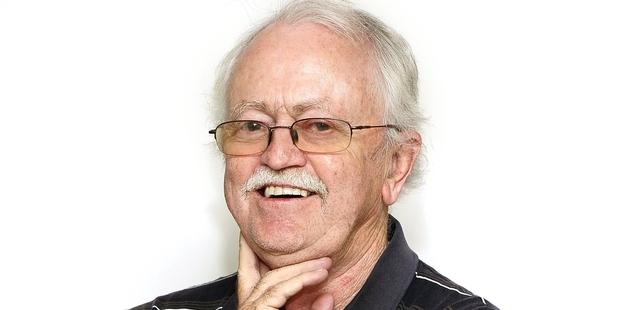 Tauranga Community Foodbank chairman Alan Plunkett.